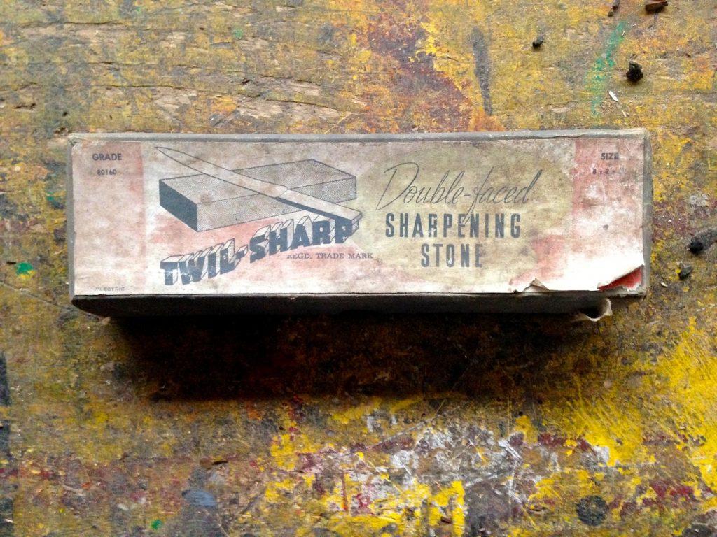 A Twilsharp sharping stone [photo courtesy Twilsharp Studios]