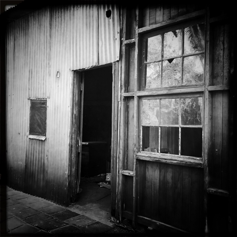 Old servants' quarters [photo: Germaine de Larch]