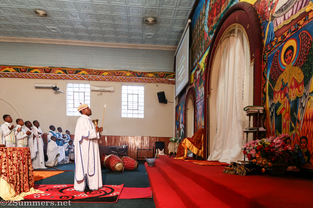 Ethiopian Orthodox Tewahedo church Berea