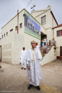 Ethiopian christians South Africa