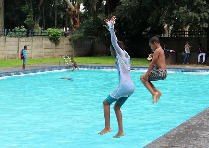 Joburg swimming pools