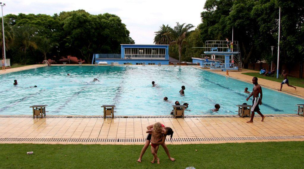 Sydenham swimming pool
