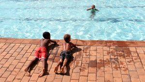 Melville swimming pool