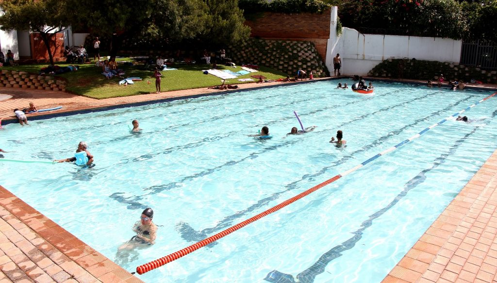 Melville pool