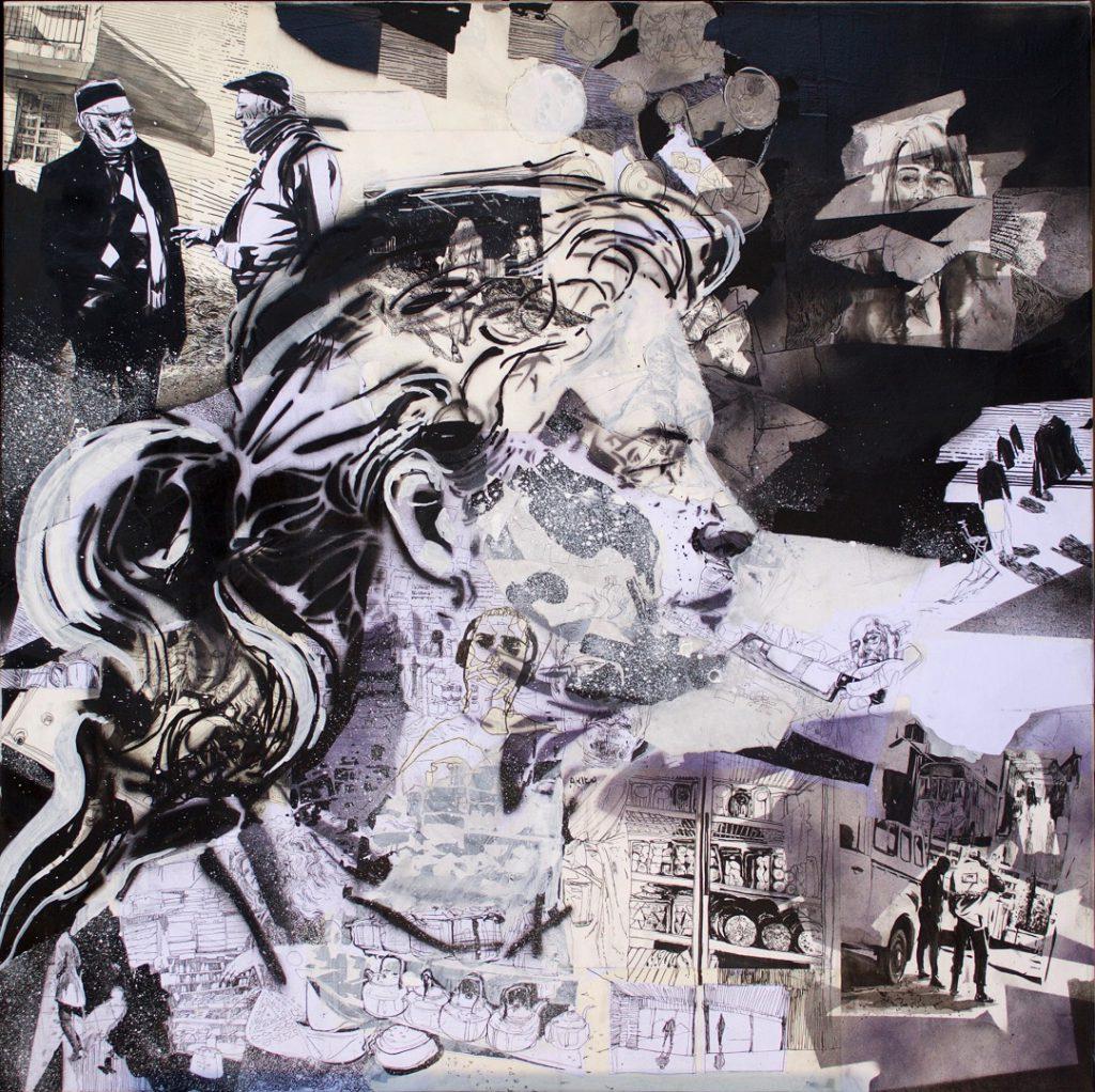 Audrey Anderson Joburg artist